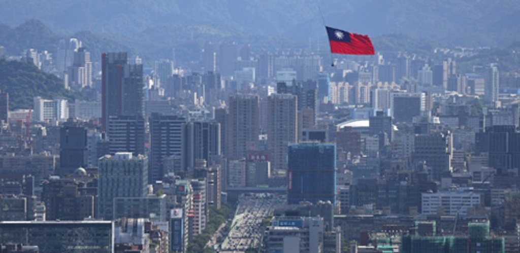 Lietuva – atgimstančios geopolitinės konkurencijos tarp Taivano ir Kinijos epicentre